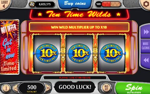 Vegas Power Slots - Free Real Vegas Slot Machines 1.47 Screenshots 8