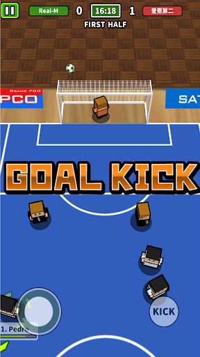 Soccer On Desk 1.3.8 screenshots 11