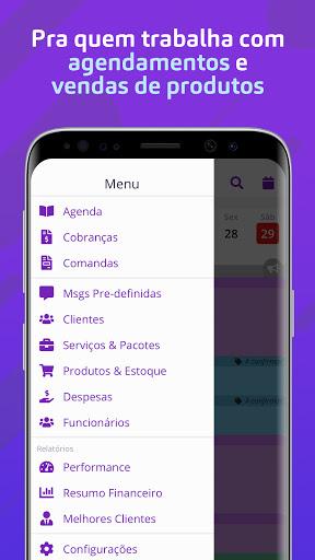 MinhaAgenda: Agenda profissional android2mod screenshots 2