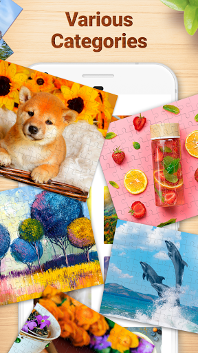 Jigsaw Puzzles - Puzzle Game 1.5.0 screenshots 7