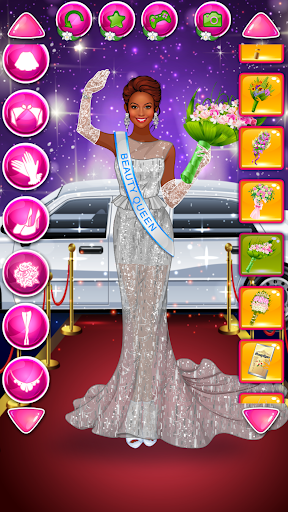 Beauty Queen Dress Up - Star Girl Fashion 1.2 Screenshots 24