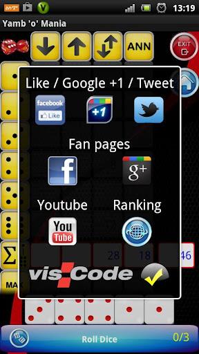 Yamb o Mania 2.96 screenshots 4