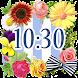 かわいい時計ウィジェット【無料】 Android