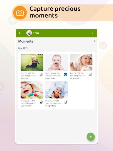 Baby Daybook - Breastfeeding & Sleeping Tracker android2mod screenshots 11