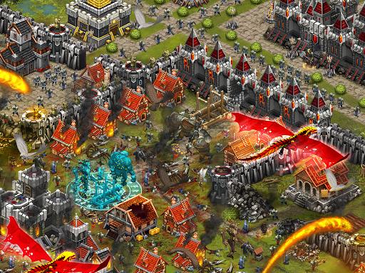 Throne Rush 5.23.2 screenshots 5