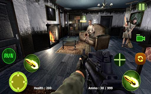Residence of Living Dead Evils-Horror Game  screenshots 6