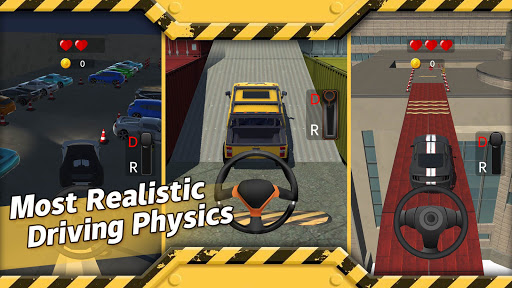 Car Simulator 3D  screenshots 15