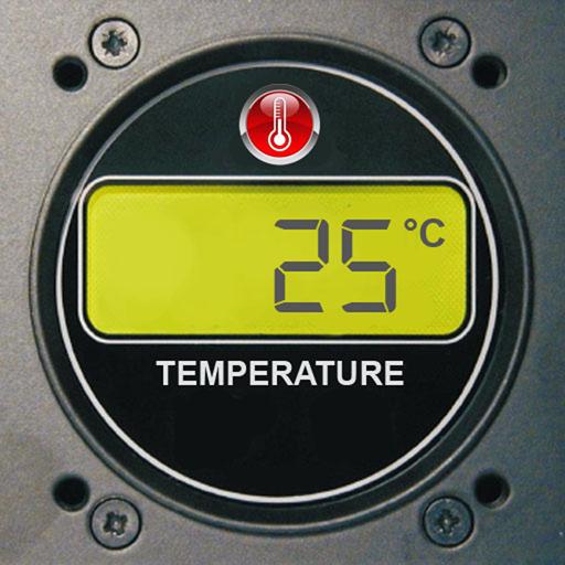 Digital Thermometer FREE APK