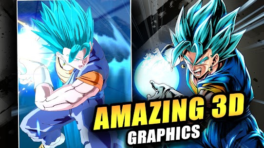 DRAGON BALL LEGENDS (MOD APK, 1 Hit Kill/1 Turn Win/All SubQuests Completed) v3.2.0 4