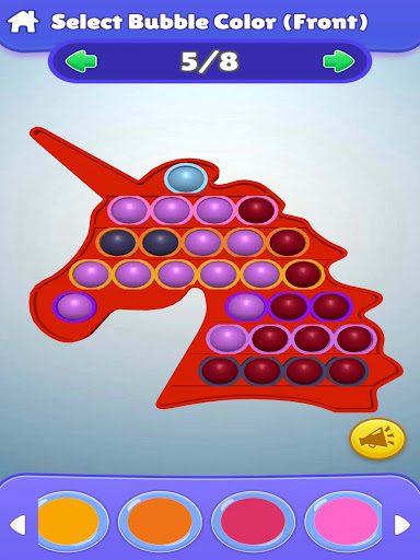 Pop It Magic - Antistress & Satisfying Fidget Toys apkpoly screenshots 9
