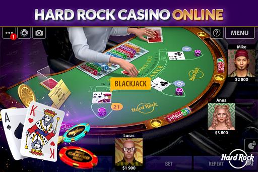 Hard Rock Blackjack & Casino 39.7.0 screenshots 1