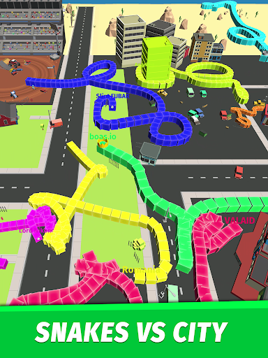 Boas.io Snake vs City 1.5.50 screenshots 13