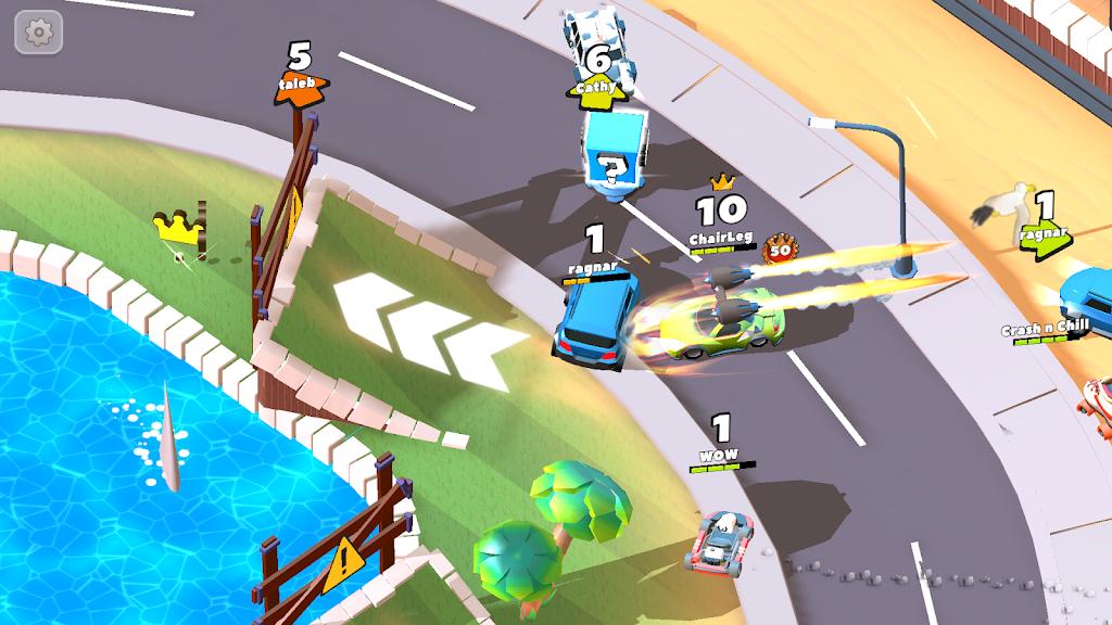 Crash of Cars poster 6