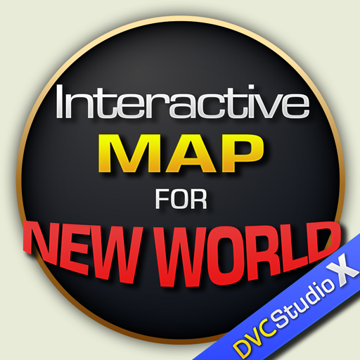 Interactive Map for New World