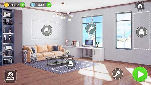 Makeover Word: Home Design & Word Connect Game  screenshots 3