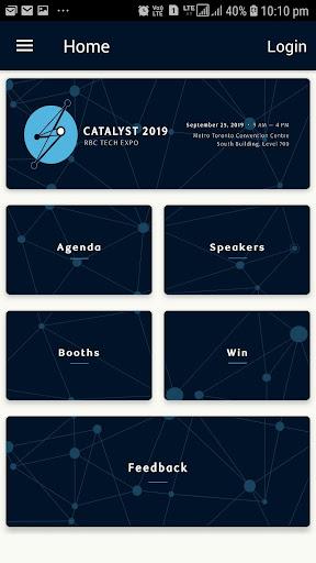 catalyst 2019 tech expo screenshot 2