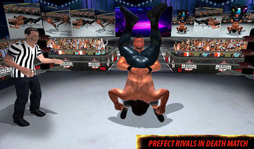 World Wrestling Revolution Stars: 2017 Real Fights 1.0.2 Screenshots 21