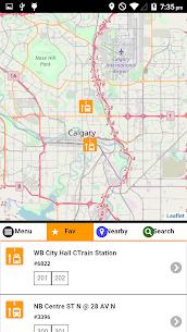 Calgary Transit RealTime For Pc – Free Download In Windows 7/8/10 4