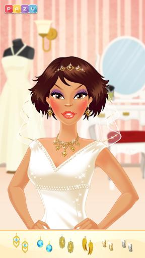 Makeup Girls - Wedding dress up games for kids  screenshots 9