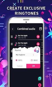 MP3 Editor: Cut Music, Video To Audio 4