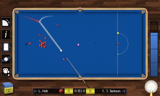 Pro Snooker 2021 1.41 Screenshots 4