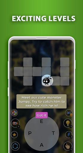 WOW 2: Word Connect Crossword Puzzle Game 1.1.0 Screenshots 3