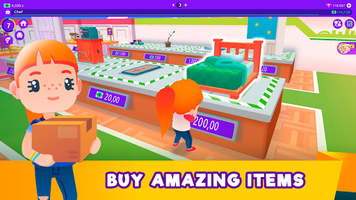 Idle Life Sim - Simulator Game 1.3.1 Screenshots 5