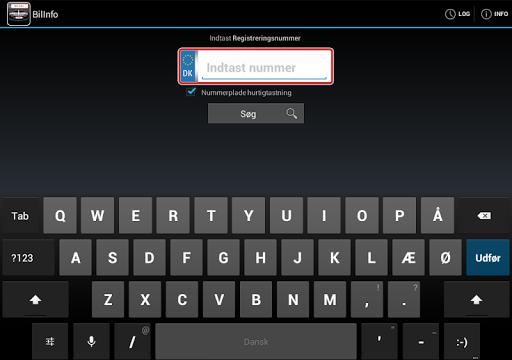 Bil Info nummerplade 0814273 screenshots 7