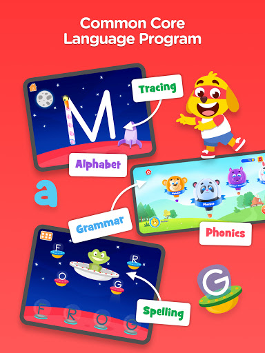 Kiddopia: Preschool Education & ABC Games for Kids  screenshots 11