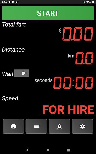 TAXImet - Taximeter  Screenshots 9