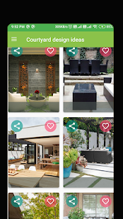 Courtyard Design Ideas 1.0 screenshots 4