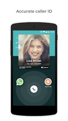 Eyecon: Caller ID, Calls and Phone Contactsのおすすめ画像1