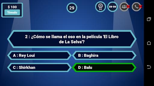 Millonario 2021 : Trivia Quiz Game apkdebit screenshots 2