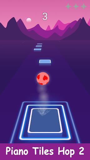 Piano Tiles Hop 2: Ball Rush 1.2.1 Screenshots 1