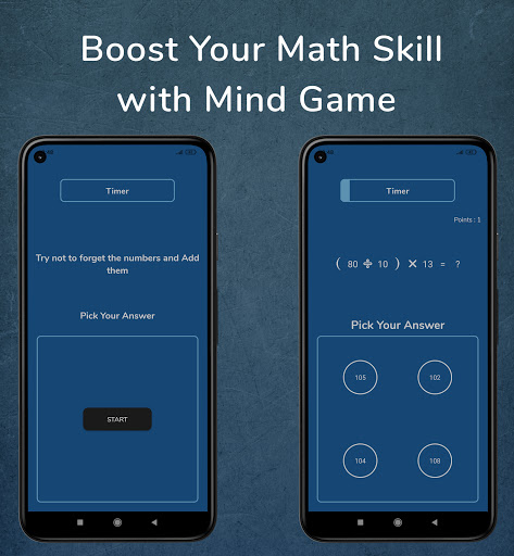 Mental Calculation speed : Calculation Training  screenshots 6