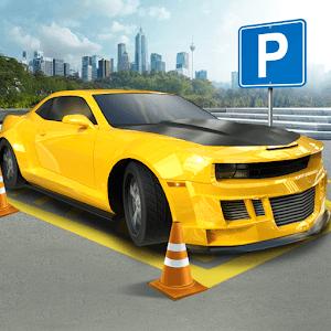 City Car Driving &amp Parking School Test Simulator