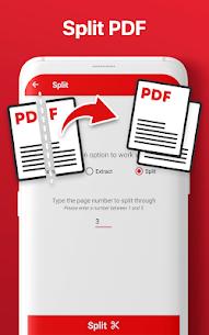 PDF Manager & Editor: Split Merge Compress Extract (MOD APK, Pro) v34.0 1