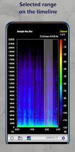 Aspect Pro – Spectrogram Analyzer for Audio Files 2.0.20240 Apk 4