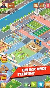 Sim Sports City Mod Apk- Idle Simulator Games (Unlimited Money) 1