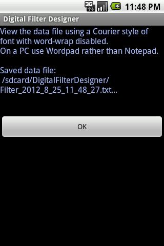 Digital Filter Designer For PC Windows (7, 8, 10, 10X) & Mac Computer Image Number- 11