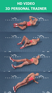 Six Pack in 30 Days - Abs Workout at Home
