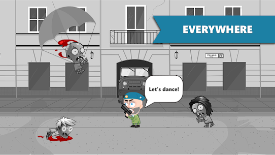 Valera VS Zombies Hack for iOS and Android 3