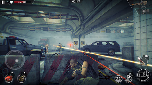Left to Survive: Dead Zombie Shooter & Apocalypse  screenshots 6