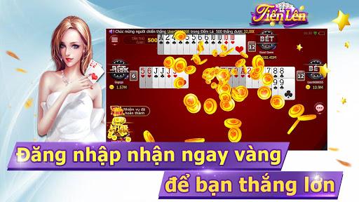 Tiu1ebfn Lu00ean Miu1ec1n Nam - Tien Len -Tu00e1 Lu1ea3-Phu1ecfm -ZingPlay 1.9.112601 Screenshots 9