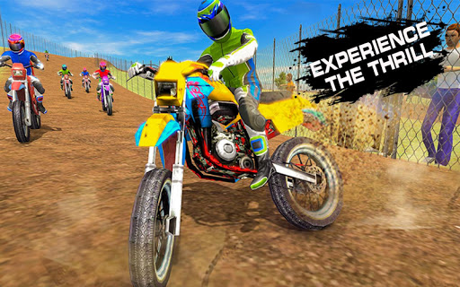 Dirt Track Racing 2019: Moto Racer Championship 1.5 Screenshots 7