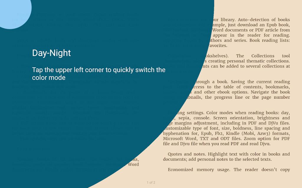 ReadEra Premium - book reader pdf, epub, word poster 22