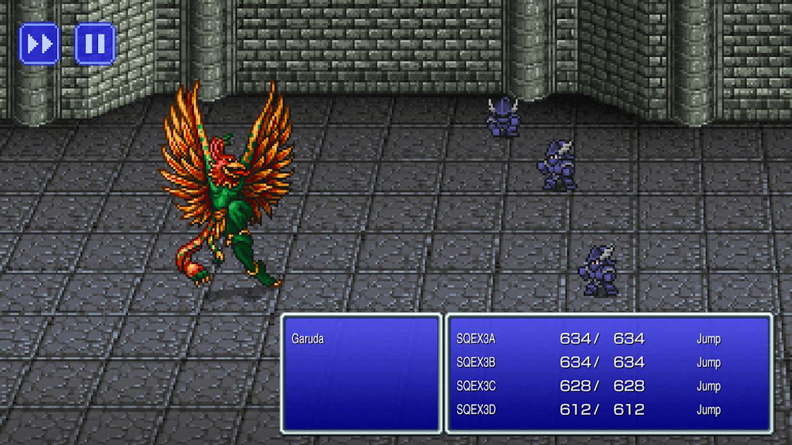APK FINAL FANTASY III Pixel Remaster 1.0.1 2