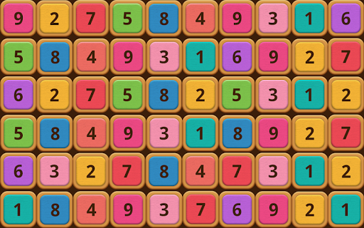 Mergezilla - Number Puzzle Apkfinish screenshots 9