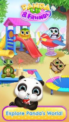 Panda Lu & Friends - Playground Fun with Baby Petsのおすすめ画像1