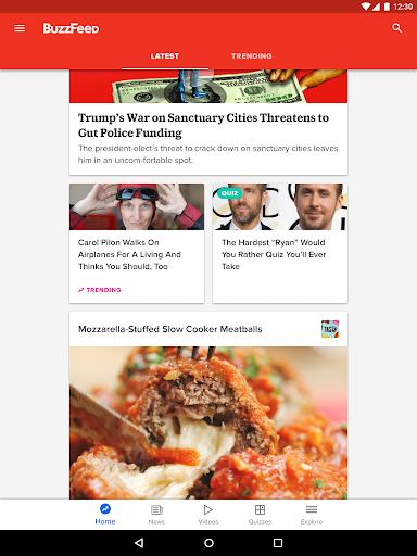 BuzzFeed - Quizzes, Celebrity & Trending News apktram screenshots 10
